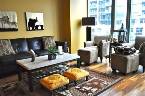 Catalogs Home Decor: Living Room: Extraordinary African Decor Living Room