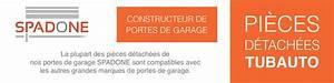 Porte De Garage Tubauto : pi ces d tach es pour portes de garage tubauto axone spadone ~ Melissatoandfro.com Idées de Décoration