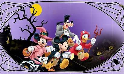 Halloween Disney Mouse Minnie Mickey Goofy Pluto