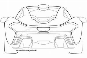 Ausmotive Com  U00bb Mclaren P1 Patent Drawings Reveal New Details