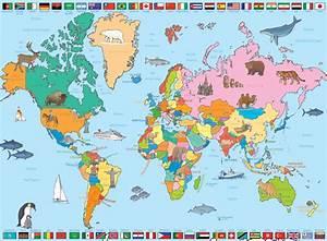 Carte Du Monde Metallique : carte du monde 250 teile nathan puzzle acheter en ligne ~ Teatrodelosmanantiales.com Idées de Décoration