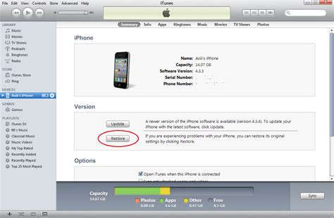 itunes iphone restore transfer texts and settings from an iphone to a new