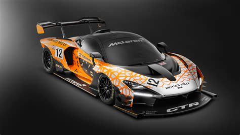 2019 Mclaren Senna Gtr Concept 5k Wallpaper  Hd Car