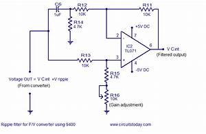 U0026gt Frequency To Voltage Converter