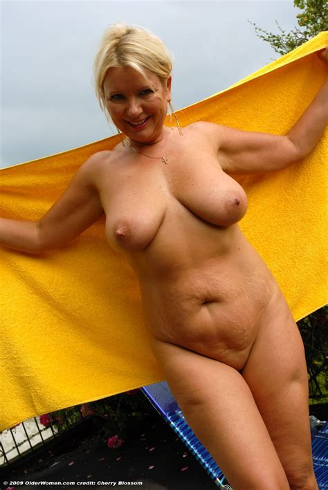 Archive Of Old Women Lily Busty Blonde