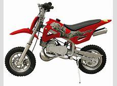 49cc 50cc Black 2Stroke Gas Motorized Mini Dirt Pit Bike