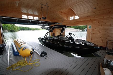 Boat Lift Beams by Boat Houses Boat Ports R J Machine