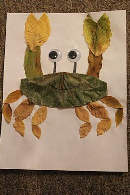 mommys baby love fall leaves animal creatures leaf