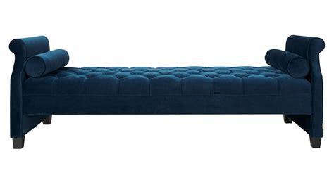 navy blue futon sofa bed eliza upholstered sofa bed navy blue jennifer taylor home