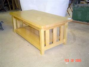 custom maple coffee table at timbernationcom With do you need a coffee table