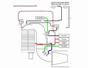 Whipple Install Boost Vacuum Diagrams