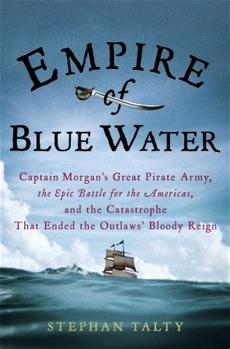 empire  blue water captain morgans great pirate army