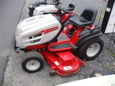 huskee supreme gt riding mower  sale   mower