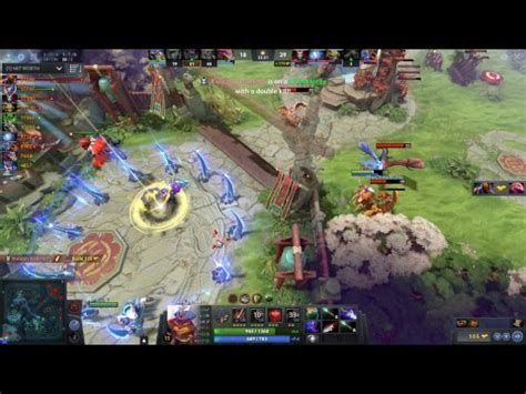 dota 2 live new pangolier gameplay youtube