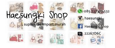 supplier tas import china tangan pertama hub