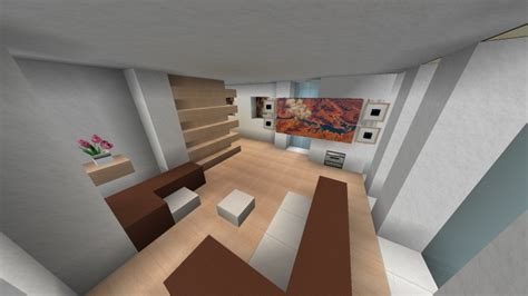 how to get an interior design modern apartment interior minecraft project