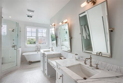 Pivot Bathroom Mirror by Pivot Mirror Bathroom Farmhouse With Antique Feel Antique