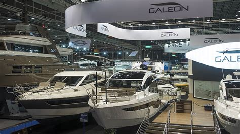 Boat Show Dusseldorf 2017 by Visit Galeon Stand At Boot Dusseldorf 2017