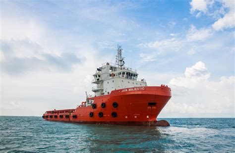 Jaya Delivers AHTS Vessel For Mermaid Marine