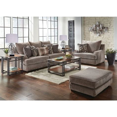 jackson furniture industries living room sets  piece