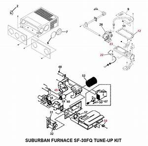 Suburban Furnace Model Sf