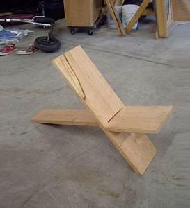 2 Plank Chair Sitzmbel Mbel Aus Paletten