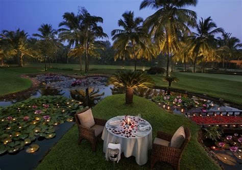 leela goa  wedding planning
