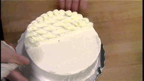 decoration gateau creme au beurre glacer g 233 noise vanille 2 avi