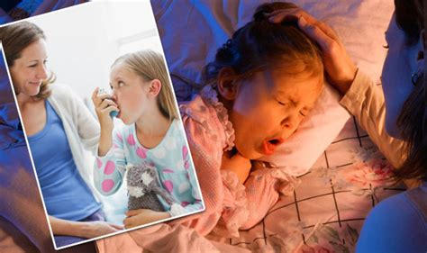 asthma symptoms night time cough    sign