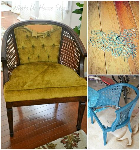 That Reupholster Furniture by How To Reupholster A Chair Tutorial Do It Myself