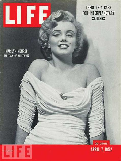 marilyn monroe first magazine cover new blog one life magazine covers