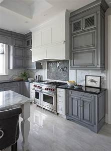 black and grey kitchen decor black granite countertops With kitchen colors with white cabinets with resin wall art for sale