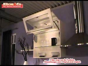 Hängeschrank Glas Lifttür : k che co h ngeschrank mit faltliftt r in youtube ~ Orissabook.com Haus und Dekorationen