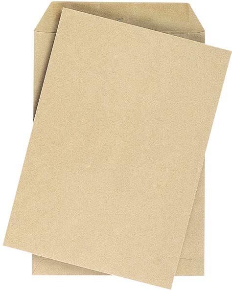 Daher sollten sie auf eine korrekte beschriftung achten. Brauner Briefumschlag ohne Fenster, Selbstklebeverschluss, C4