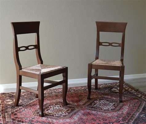 produttori di sedie sedia paesana di produzione artigianale seduta in paglia