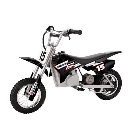 walmart motocross bikes razor mx350 dirt rocket electric motocross bike walmart com