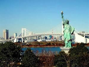 Odaiba Statue of Liberty Things to do in Odaiba, Tokyo