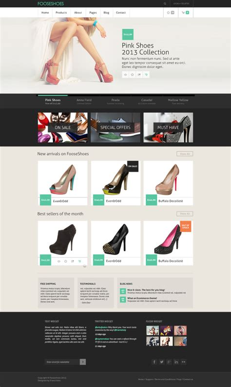 high quality psd website templates hongkiat