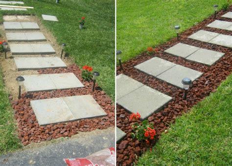Gartenweg Anlegen Mit 6 Verschiedenen Anleitungen