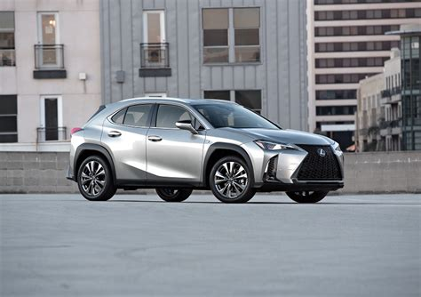 lexus introduces    ux compact cuv   big