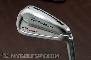 TaylorMade 2014 Tour Preferred MB, MC and CB Irons