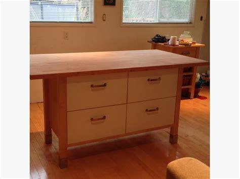 ikea kitchen island with drawers ikea varde 4 drawer island base cabinet sooke 7463