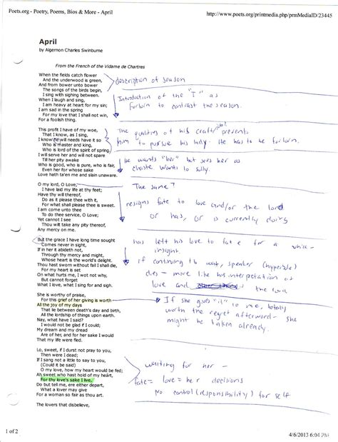 Poems Easy To Analyze  Teenage Sex Quizes