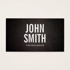 programmer business cards images business cards
