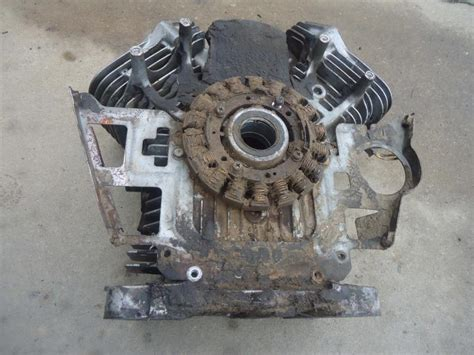 Kawasaki 25 Hp Engine by Kawasaki Fh721 Fh680 23 25 Hp Engine Blown With Pictures