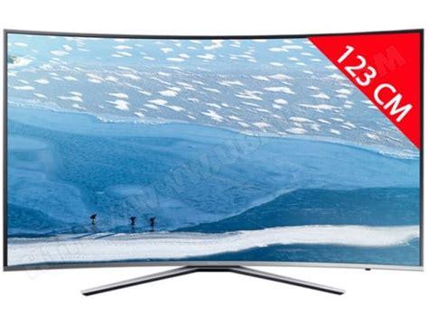 samsung ue49ku6500 tv led 4k incurv 233 123 cm livraison