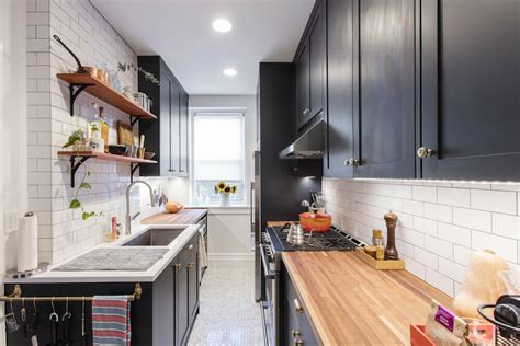 galley kitchen renovation    chef turned food