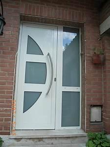 luxe porte d entree avec double vitrage sur mesure 17 dans With porte d entrée pvc avec double vitrage sur mesure