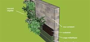 Mur Végétal Anti Bruit : mur antibruit vegetal sofag ~ Premium-room.com Idées de Décoration
