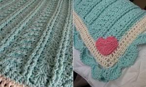 Stunning Mayflower Baby Blanket - Free pattern Diy Smartly